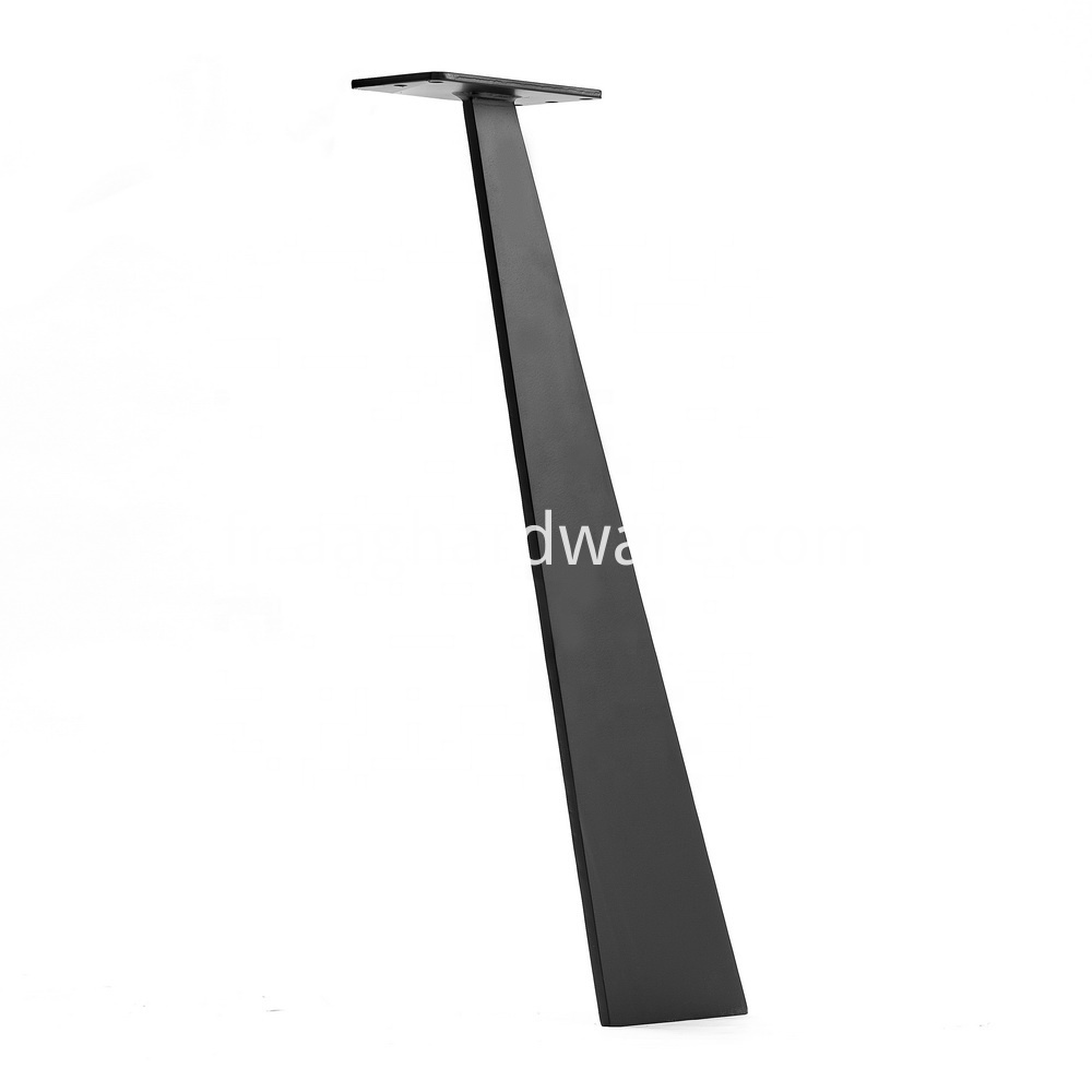 Fashion Wrought Table Desk Leg For Trestle 3